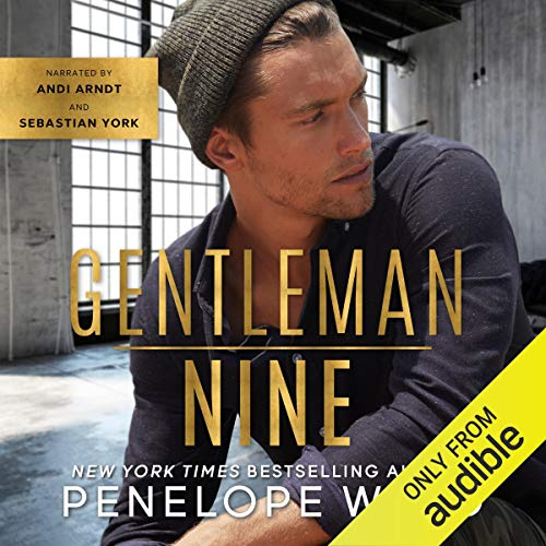 Gentleman Nine cover art