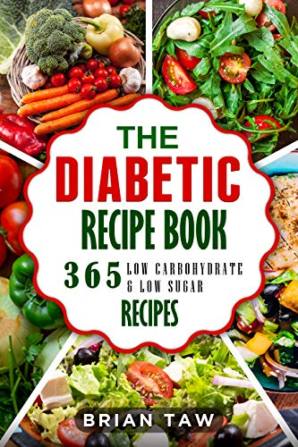 low carb diet book for diabetics