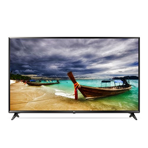 LG 60UJ6300 - Televisor, 4K UHD, HDR, Smart, LED, 60', color Negro