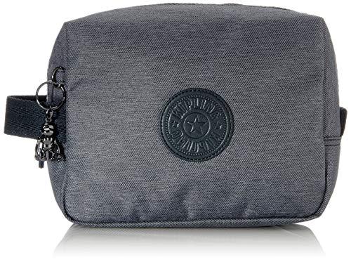 Kipling PARAC Bolsa de Aseo, 22 cm, 4.5 Liters, Negro (Charcoal)