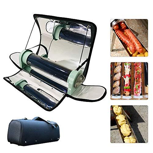 S SMAUTOP - Cuiseur solaire portable rapide et performant