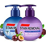 2PCS Stain Removal Whitening Toothpaste Baking Soda Fight Bleeding Gums Power Cleaning Fluoride-Free Natural Press Toothpaste