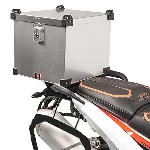 Baul Top Case Aluminio Bagtecs Namib 38l Maleta para Moto