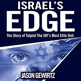 Israel's Edge audiobook cover art