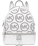 MICHAEL Michael Kors Rhea Zip Medium Backpack Optic White One Size
