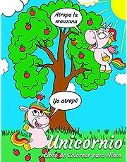 Unicornio Libro de Colorear para Niños: 40 Dibujos de Mágicos para Colores con Citas y Diálogos