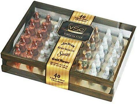 FamBrand VSC Liquor Chocolates 40 ct FamBrand Pen Bonus pack of 1 product image