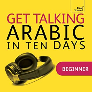 Get Talking Arabic in Ten Days audiobook cover art