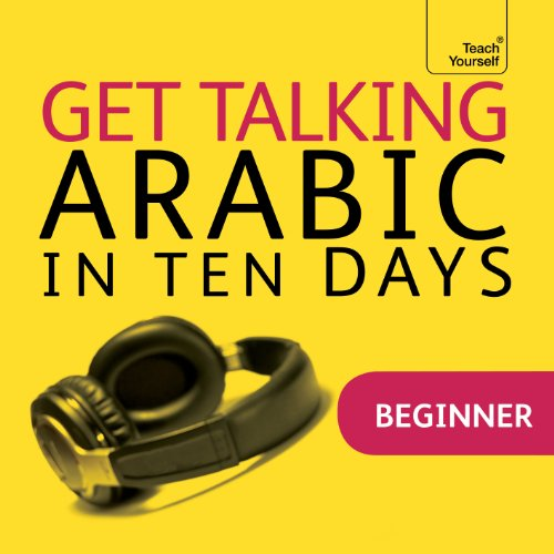 Couverture de Get Talking Arabic in Ten Days