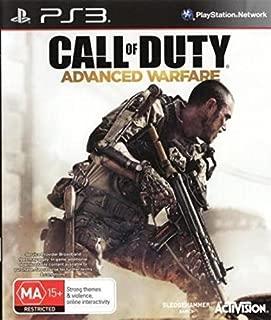 Call of Duty: Advanced Warfare (PS3) REGION FREE VERSION