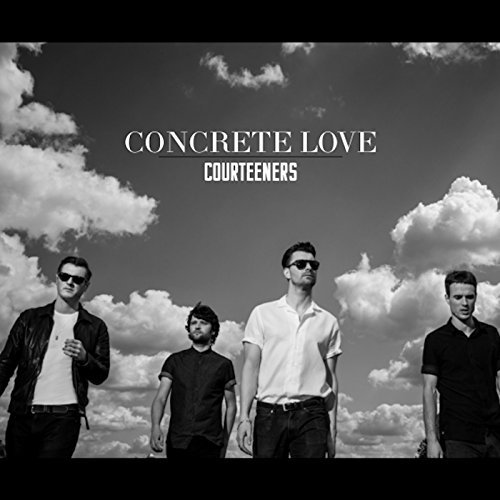 Concrete Love (Bonus DVD) by Courteeners
