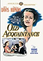 Old Acquaintance [DVD]