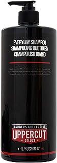 Uppercut Deluxe Everyday Shampoo for Men, 33.8 fl. oz / 1 Liter