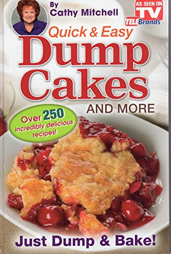 Quick and Easy Dump Cakes