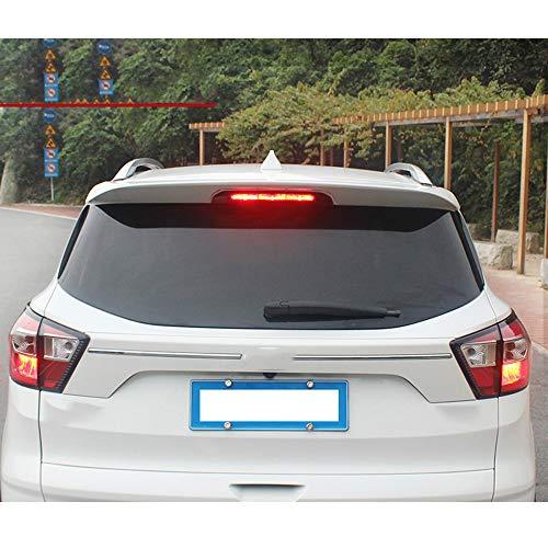 WXQYR 1 Stück/Set hochwertiger ABS-Kofferraum-Heckspoiler für Ford Escape Kuga 2013 2014 2015 2016 2017 Autozubehör