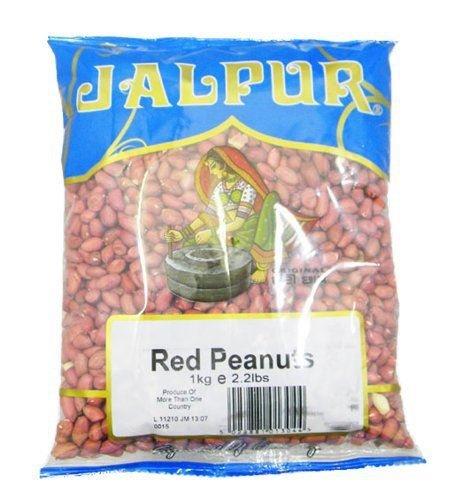 Red Skin Peanuts 1kg