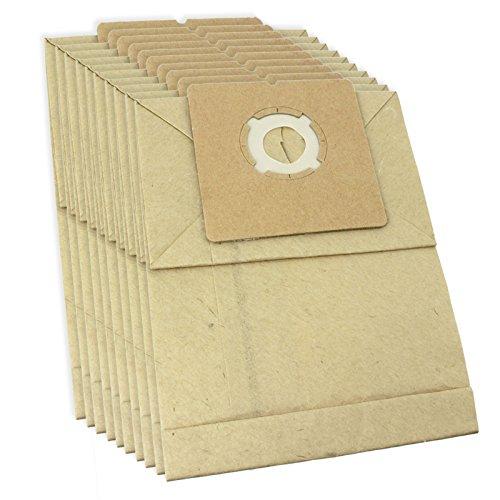 Spares2go Lot de 10 sacs à poussière résistants pour aspirateurs Proline