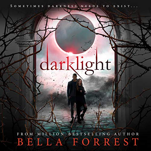 Darklight audiobook cover art