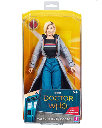 Doctor Who 6795 The Thirth Toy, Multicolor juguete de peluche , color, modelo surtido