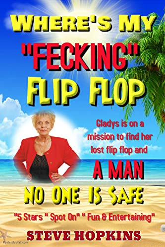 Where's My Fecking Flip Flop (Brits Abroad Book 4) (English Edition)