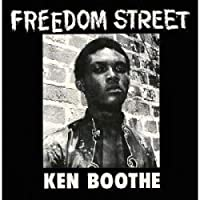 BOOTHE KEN - FREEDOM STREET (RED & YELLOW S (1 LP)