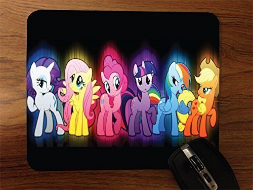 1 X My Little Pony Desktop Mouse Pad by Superior Printing