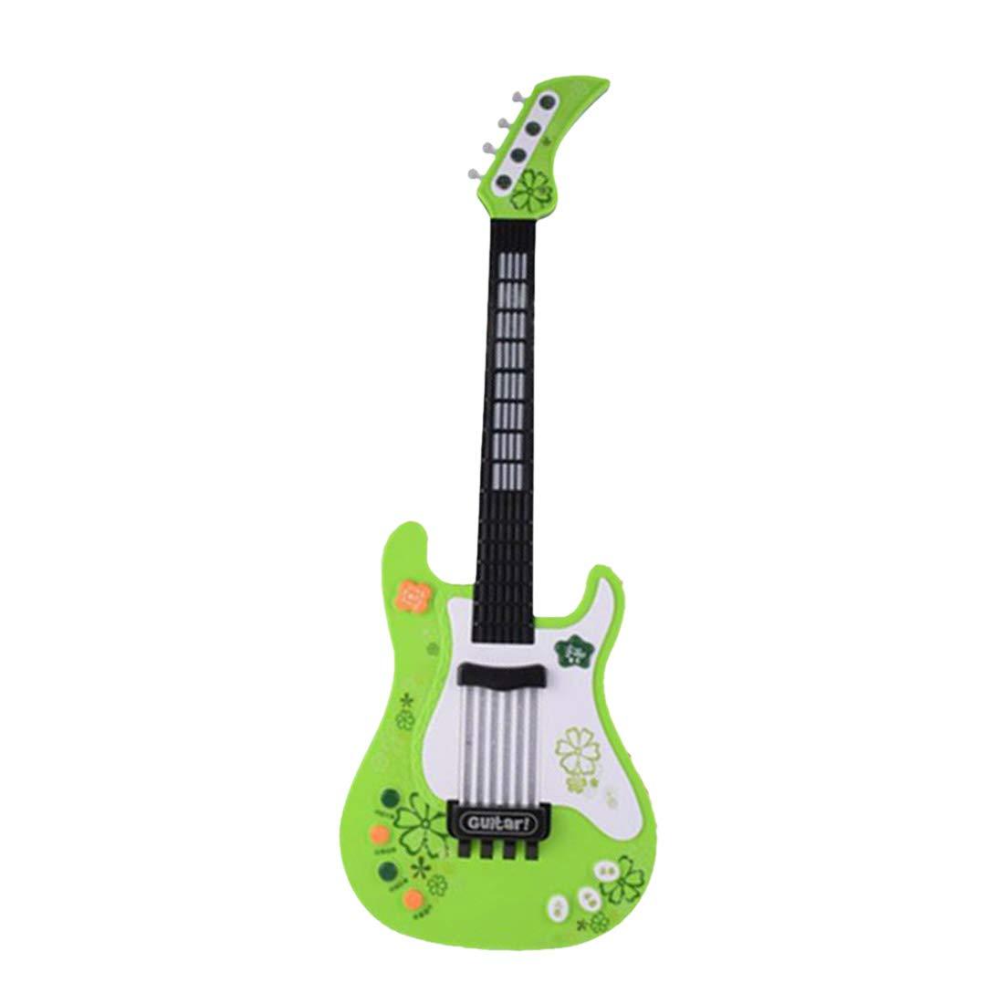 Foxom Guitarra Electrica Niños - Infantil Guitarra Rock Guitarra ...
