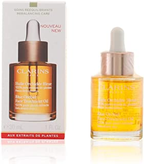 clarins lotus oil ingredients