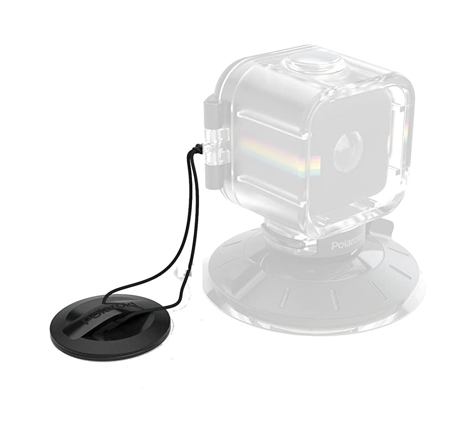 """Polaroid Cube & Cube+ """"Sticky"""" Safety Mount for Waterproof Case & Mounts"""