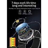 Zoom IMG-1 fxaoywt orologio intelligente ecg sportivo