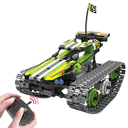 Remote Control Car for Boys - RC Tracked...