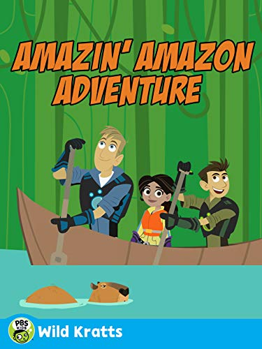 Wild Kratts: Amazin' Amazon Adventure