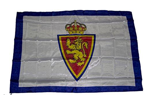 Real Zaragoza Badzar Bandera, Azul/Blanco, Talla Única