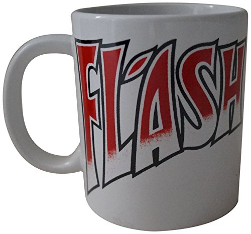 Queen - Flash - Tasse Weiß