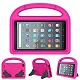 Surom Kids Case for All New Amazon Fire 7 2019/2017 - Light