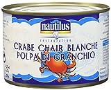 NAUTILUS RESTAURATION Chair Blanche de Crabe 1kg (lot de 4 x 425ml)