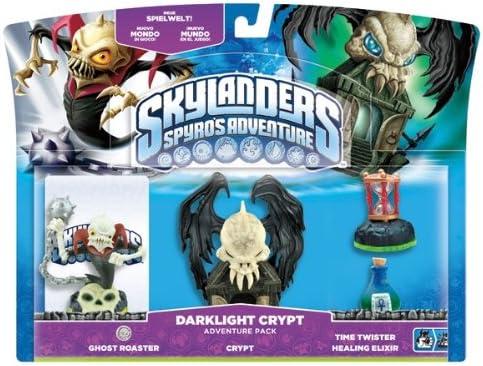 Skylanders Spyro's Adventure Pack - Darklight Crypt