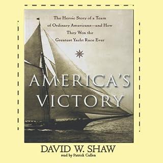 America's Victory audiobook cover art