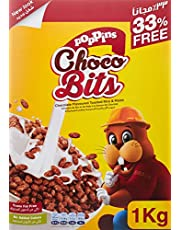 PopPins Choco Bits , Breakfast Cereal , (Brown)