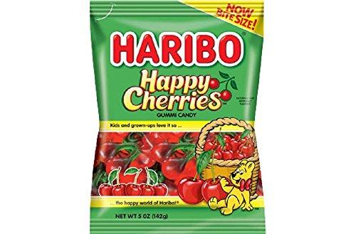 Haribo Gummies - Twin Cherries - 5 oz - 3 ct