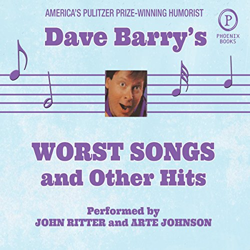 Dave Barry's Worst Songs and Other Hits cover art