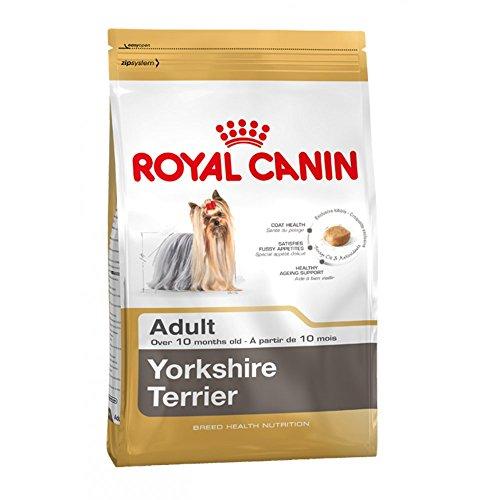 Royal Canin Mini Yorkshire 28 gesundes und natürliches Trockenfutter für Hunde, 7,5 kg