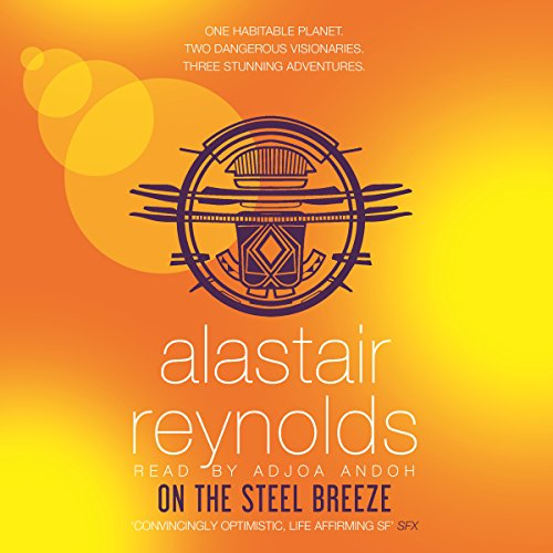Couverture de On the Steel Breeze