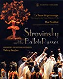 Stravinsky et Les Ballets Russes Le sacre du Printemps. l'oiseau de feu [Blu-Ray] [Booklet]