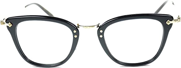 Oliver Peoples Keery OV 5367 eyeglasses color 1005 Black-Gold size 46 new