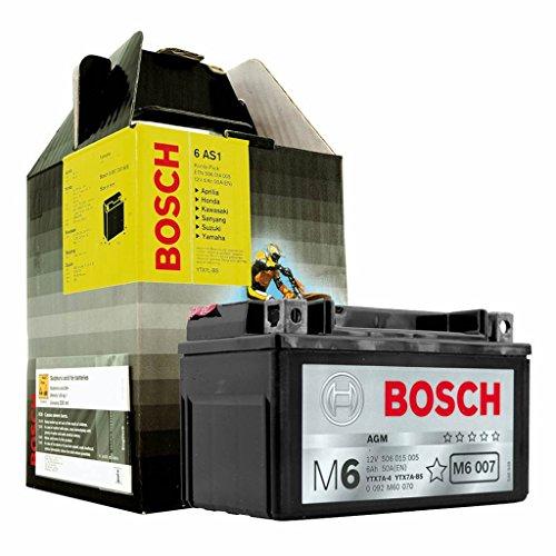 Batería Bosch 12N7-3B / YB7L-B > > Precio de Venta Incluye 7,50 EUR Legal de batería