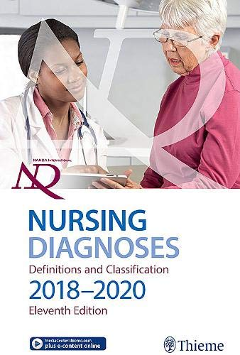 NANDA International Nursing Diagnoses: Definitions & Classification, 2018-2020