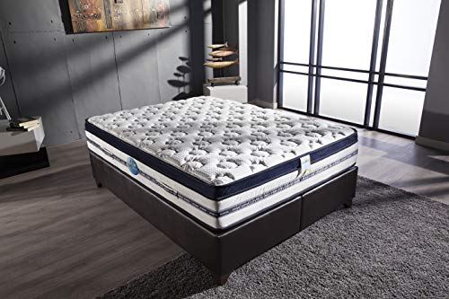 Review ISTIKBAL SLEEPist BIORYTMIC Extra Firm 13 Eurotop Mattress (Queen)