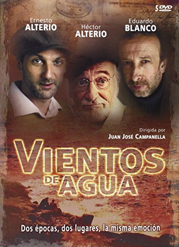 Pack: Vientos De Agua [DVD]