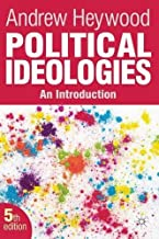 Political Ideologies: An Introduction by Andrew Heywood (2012-03-12)